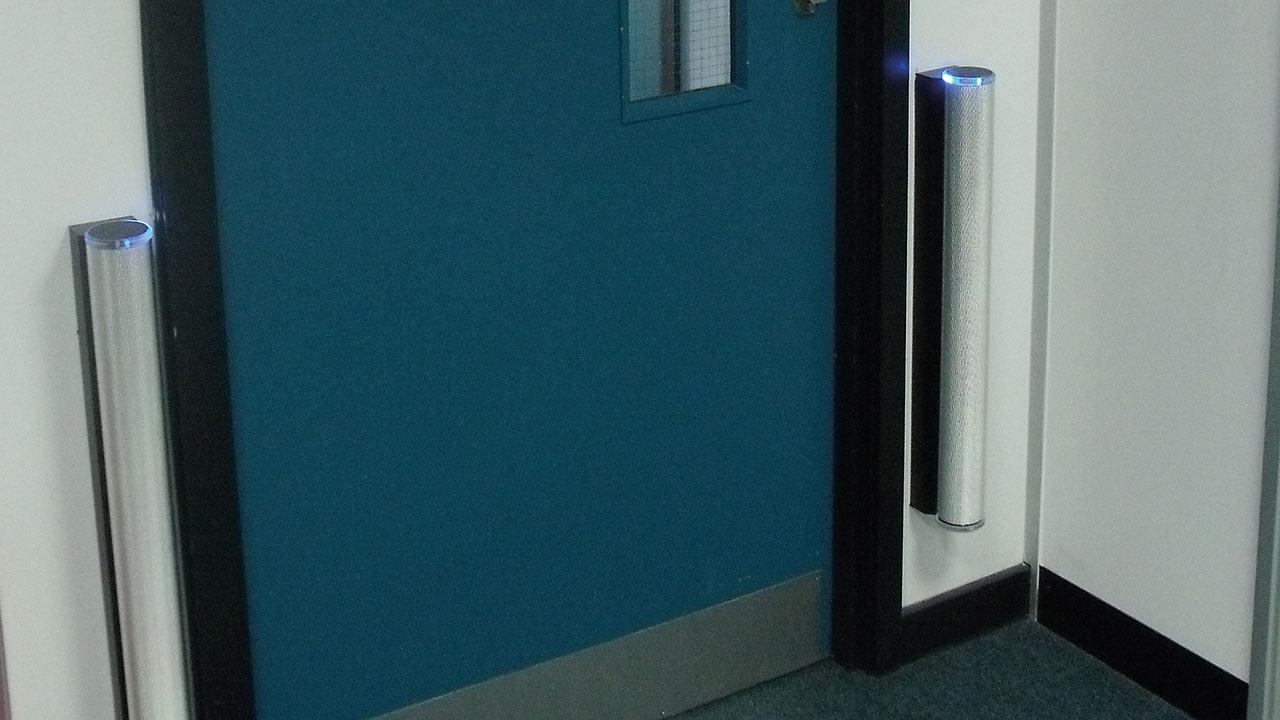 Fastlane Door Detective CL door entry system entrance control security