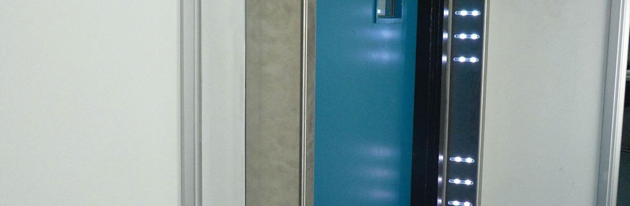 Fastlane Door Detective door entry system entrance control security