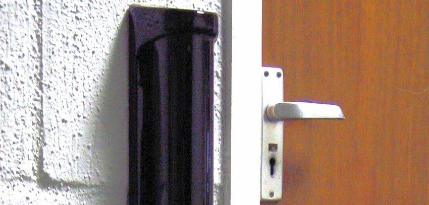 Fastlane Door Detective EL entrance control security