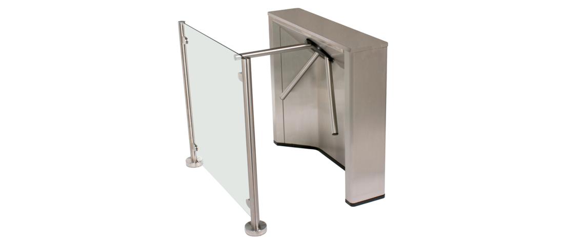 Fastlane Tripod entrance control security turnstile