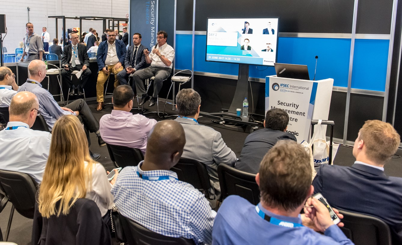 IFSEC panel discussion