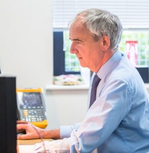 Derek Huff Managing Director Fastlane Turnstiles