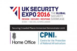 UK Security Expo 2016 logo