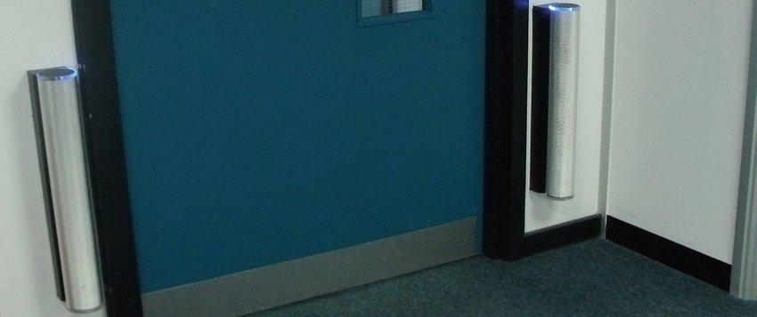 Fastlane Door Detective CL entrance control security