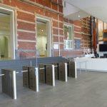 Fastlane Plus 400MA entrance control security barrier arm turnstile