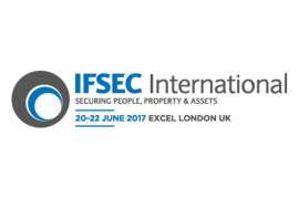 IFSEC 2017 logo and dates