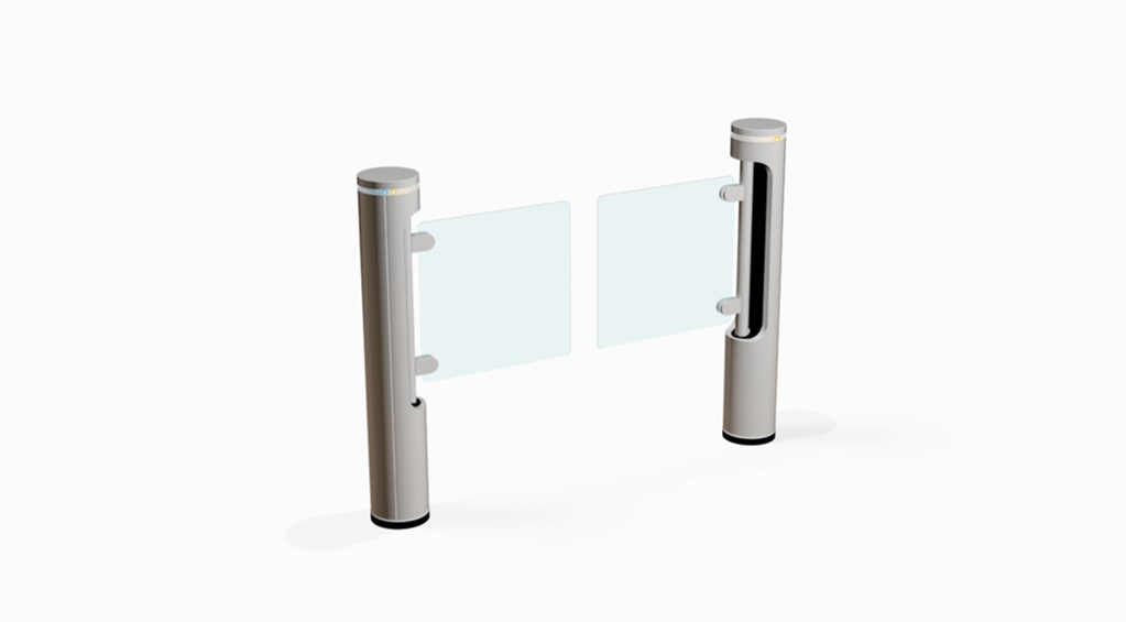 Fastlane Intelligate entrance control security turnstile