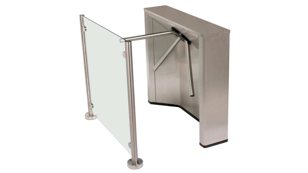 Fastlane Tripod entrance control security turnstile