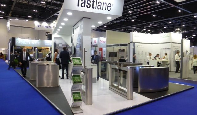 Exhibition Stand Guide : Exhibition survival guide fastlane turnstiles