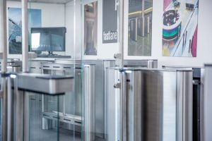 Fastlane Demo Suite with turnstiles