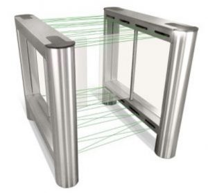 Fastlane turnstiles beam matrix