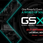Global Security Exchange logo and promotional banner