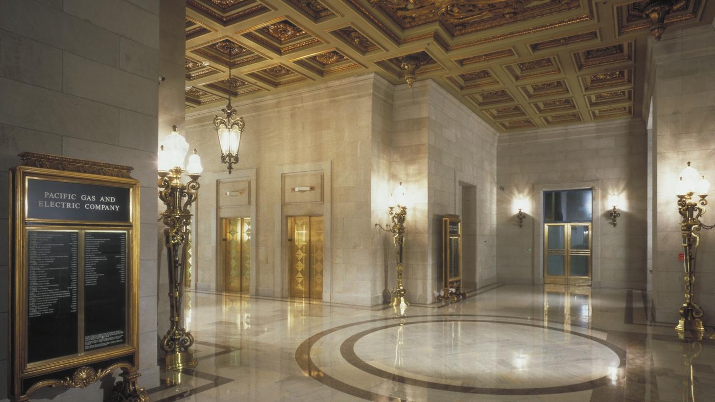 PG&E Lobby