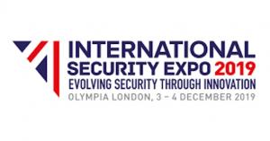 International Security Expo 2019 logo