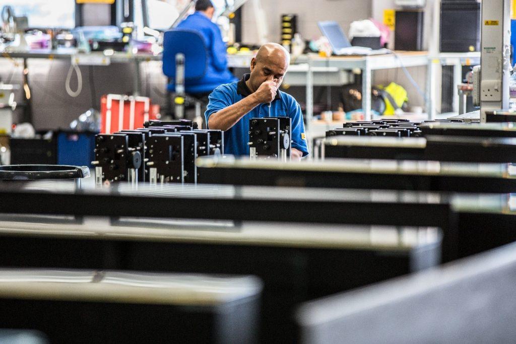 Fastlane turnstiles manufacturing