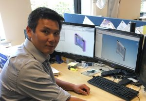 Mike Lau - Technical manager at IDL